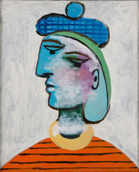 Picasso.Mania — Les Galeries nationales du Grand Palais — Exposition | Art contemporain, photo & multimédias | Scoop.it