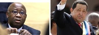 GBAGBO-CHAVEZ: l'un devant la CPI, l'autre rétablit au pouvoir par son peuple | Shabba's news | Scoop.it