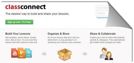ClassConecct, para compartir lecciones educativas | Educación, Tecnologías y más... | Scoop.it