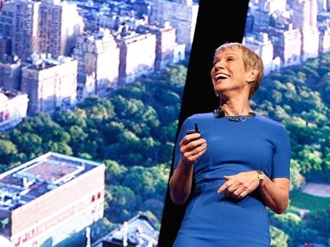 'Shark Tank' investor Barbara Corcoran reveals the productivity trick every entrepreneur should use | Storied Lives | Scoop.it