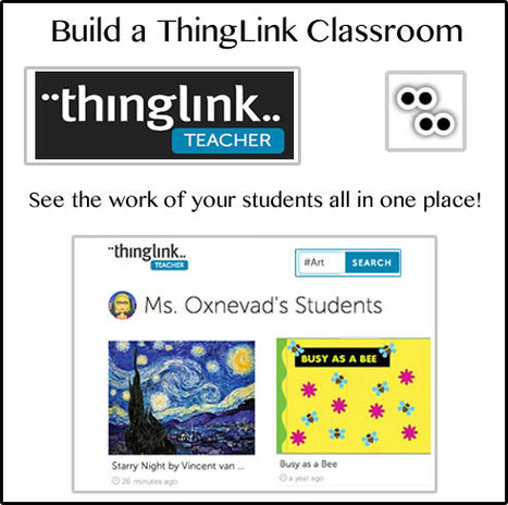 Build Your ThingLink Classroom | ThingLink Blog | Cool Tools for Common Core Connections | Scoop.it