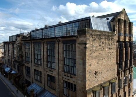Page\Park Architects win Glasgow School of Art bid | Culture Scotland | Scoop.it