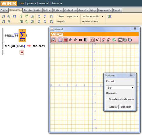 WIRIS, Tu calculadora en la red. | Noticias, Recursos y Contenidos sobre Aprendizaje | Scoop.it