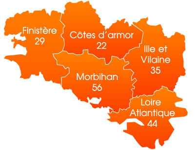Immobilier QUIMPER - Bretagne | L'immobilier par région | Scoop.it