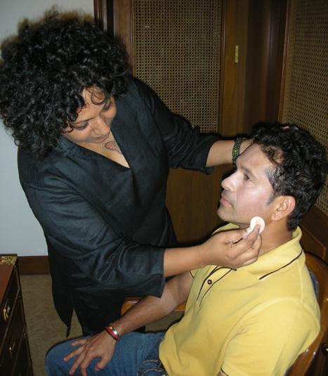 India Art n Design inditerrain: Career as a Makeup Artist | India Art n Design - Creativity, Education & Business | Scoop.it