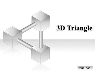 Download 3D Triangle PowerPoint Templates and themes Presentation | Personality Development PPT | Scoop.it