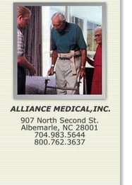 Alliance Medical, Inc. Helping You Stay At Home.   Durable Medical Equipment in Decatur   Scoop.it