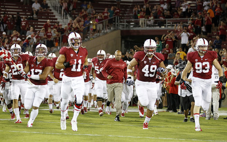 Stanford unveils new football facility | College Sports | San Francisco ... | Sports Facility Management | Scoop.it