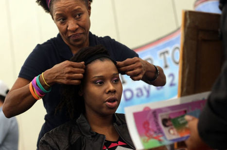 Expo promotes natural hair, healthy lifestyle - Killeen Daily Herald | Lovingly Healthy Living | Scoop.it