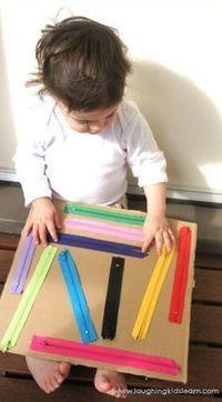 Actividades para Educación Infantil: Método Montessori | tecnologia&enseñanza | Scoop.it