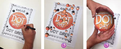 International Dot Day and Augmented Reality Fun! | Apps for the Classroom | Scoop.it