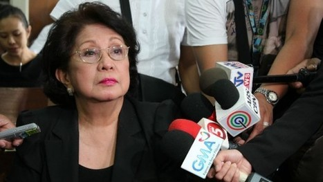 PHILIPPINES:  Ombudsman Morales appeals: Vote for people with integrity | Global Corruption | Scoop.it