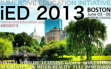 SUMMIT : Immersive Education Initiative | 3DVirtual Environments | Scoop.it