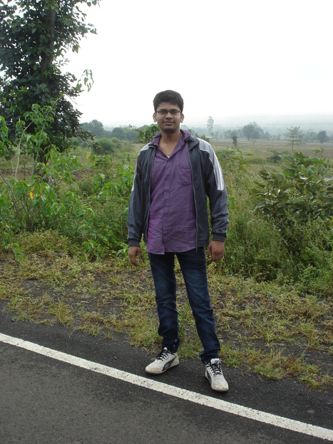 Manish Namdeo dashing personality with humble nature | Manish Namdeo Cool website Collection | Scoop.it