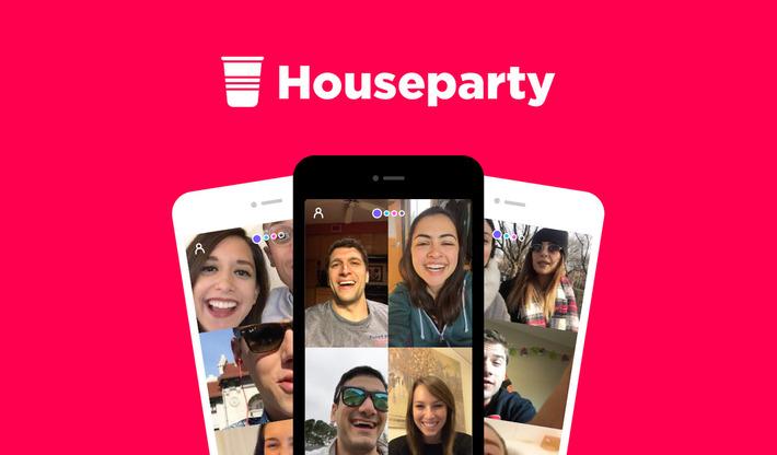 Houseparty, la nouvelle app de messagerie vidéo des créateurs de Meerkat qui rassemble déjà 1 million d'utilisateurs - Blog du Modérateur | Médias sociaux : Conseils, Astuces et stratégies | Scoop.it