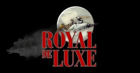 Royal de Luxe: une grand-mère hors-norme pour 2014 | Tout un peu | Scoop.it