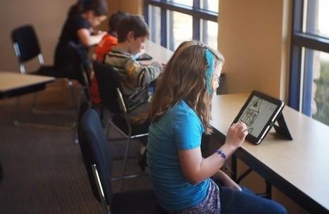 Teachers, Students, Digital Games: What's the Right Mix?  | MindShift | Preschool | Scoop.it