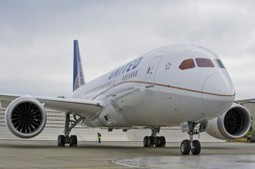 Le Boeing 787 arrive aux Etats-Unis   Aerospace and avionic   Scoop.it