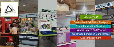Proficient exhibition stand designer Europ | Exhibition Stall Design and Booth Construction | Scoop.it