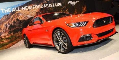 The Very 1st 2015 Ford Mustang to be Auctioned for Children's Diabetes Research - Torque News | diabetes and more | Scoop.it