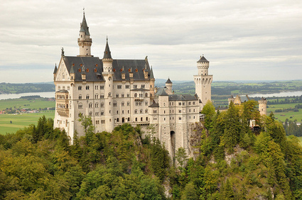 10 Popular Castles to see in Europe | Travel & tourism | Scoop.it