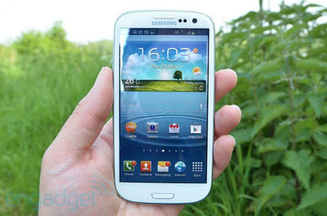 Samsung Galaxy S III review | Tech, Design, Web  & Future Web - Cool Web Stuff | Scoop.it