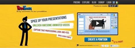 Creación de presentaciones con PowToon   Presentaciones   Scoop.it