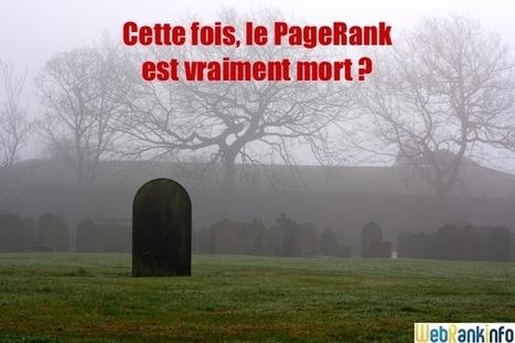 Le PageRank ne sera plus mis à jour dans la toolbar de Google   News Webmarketing   Scoop.it