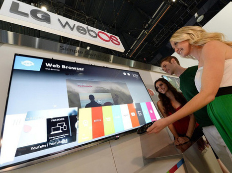 WebOS Design Lead Takes Us Through LG's New Smart TV ... | Design | Scoop.it
