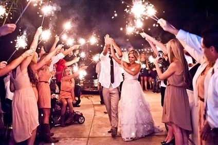 The 20 inch Sparklers, Perfect For Weddings | weddingsparklers | Scoop.it