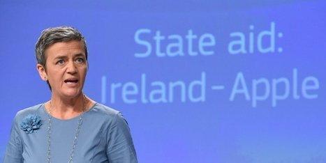 Elle fait condamner Apple et trembler les multinationales : qui est Margrethe Vestager ? | Héros et personnages | Scoop.it