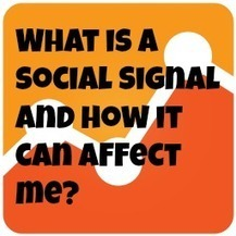 What is a Social Signal? | Social media | Scoop.it