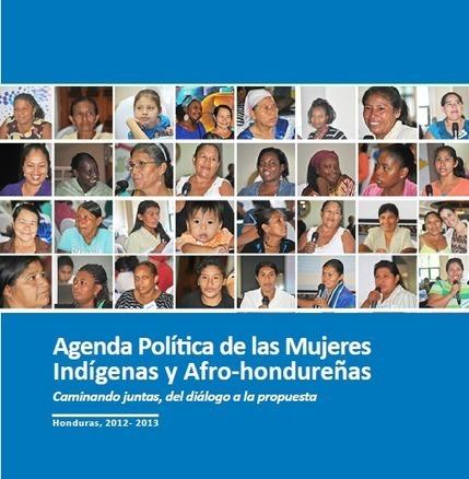 Agenda política de las Mujeres indígenas y Afro-Hondureñas | Genera Igualdad | Scoop.it