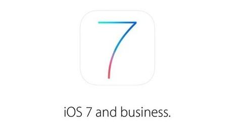 Apple muestra las ventajas de iOS 7 para el mundo empresarial | APPLE | Scoop.it