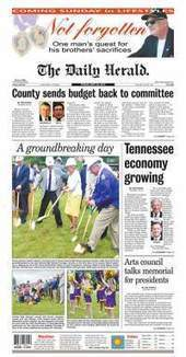 Arts council talks memorial for presidents   Tennessee Libraries   Scoop.it