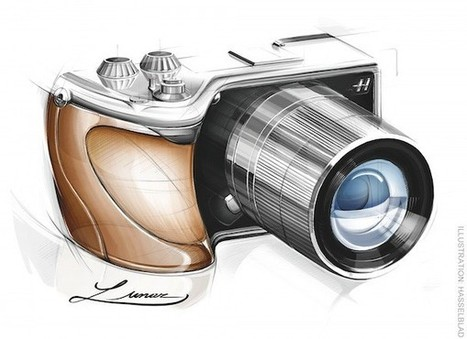 Hasselblad Lunar: Una lujosa compacta de objetivos intercambiables con alma de NEX-7 | Tecnología 2015 | Scoop.it