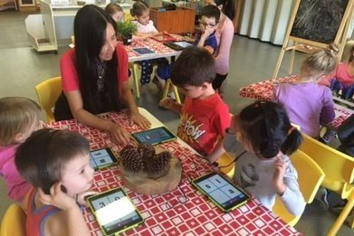New app boosts children's learning in a week, researcher says - ABC News (Australian Broadcasting Corporation) | Go Go Learning | Scoop.it