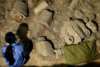 The Archaeology News Network: China starts new terracotta army dig | News in Conservation | Scoop.it