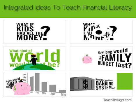 14 Lesson Plans For Teaching Financial Literacy | Montessori Education | Scoop.it
