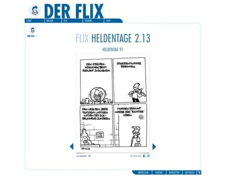 Learn German With Comics: A Brief Introduction To German (Web) Comics | German language learning | Scoop.it