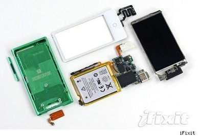 iFixit opens up the new iPod nano | Great Gadgets and Sites | Scoop.it