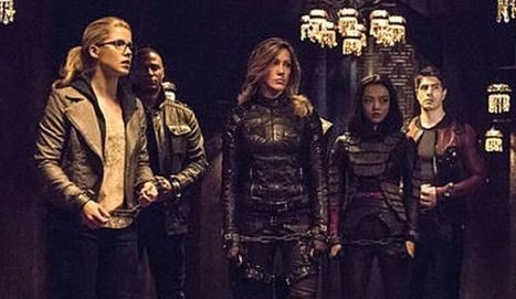 Arrow: This Is Your Sword Preview Photos Released | ARROWTV | Scoop.it