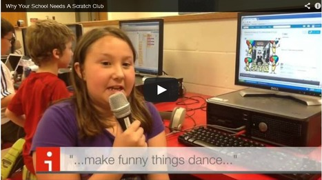 Moving at the Speed of Creativity | Why Your School Needs a Scratch Club [VIDEO] | Self Directed Learning | Scoop.it