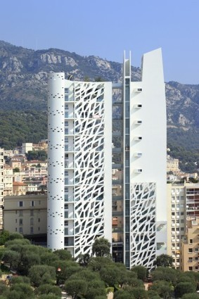[ Monaco] The Simona / Jean-Pierre Lott Architecte | The Architecture of the City | Scoop.it