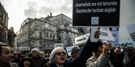 En Turquie, Erdogan muselle la presse | DocPresseESJ | Scoop.it