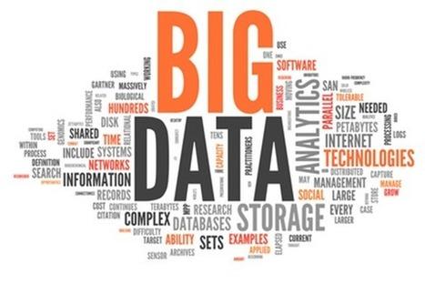 Les 5 V du Big Data (26/11/2012)   test   Scoop.it