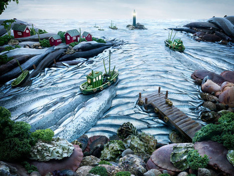 foodscapes by carl warner: a feast for the eyes | London Life | Scoop.it