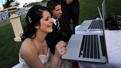 Ways to plan a hi-tech wedding | Tugatech | Scoop.it
