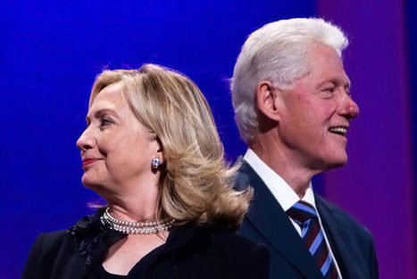 #WallStreet #Whistleblower Calls #Clinton Foundation 'Charity Fraud' both are blatant #liars aka #Underwood | USA the second nazi empire | Scoop.it