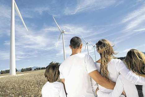 Les débuts timides de l'énergie participative | High tech & Design | Scoop.it